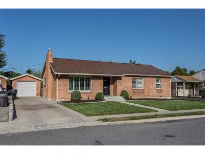 Provo Single Family Home For Sale: 125 N 1000 E