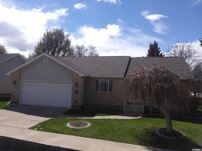 Logan UT Single Family Home For Sale: $269,900
