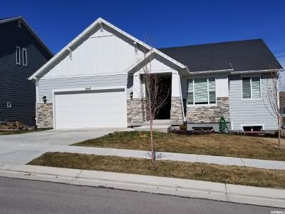 Eagle Mountain Single Family Home For Sale: 2647 E White Birch Dr N