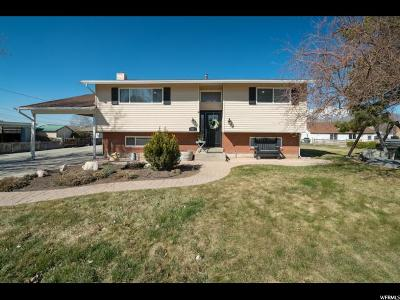 Spanish Fork Single Family Home For Sale: 961 E 400 N