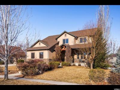 Heber City Single Family Home For Sale: 864 S Cornerstone Ln