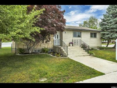 Orem Single Family Home For Sale: 192 W 1480 S