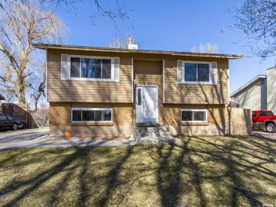 Salt Lake City Single Family Home For Sale: 4290 S Lotus Blossom Dr