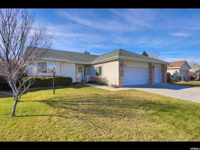 West Valley City Single Family Home For Sale: 3859 W Sugar Beet Dr S