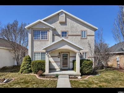 Draper Single Family Home For Sale: 11880 S Landou Dr W