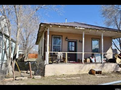 Price UT Single Family Home For Sale: $38,000