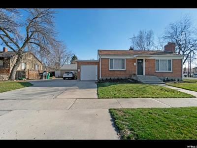 Provo Single Family Home For Sale: 789 W 400 S