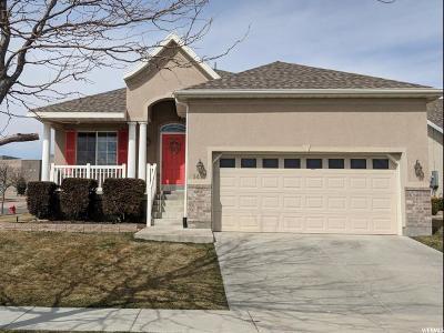 Utah County Single Family Home For Sale: 1410 W 3175 N