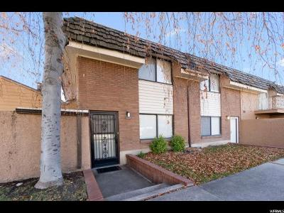 Provo Townhouse For Sale: 1443 W Arthur Dr N
