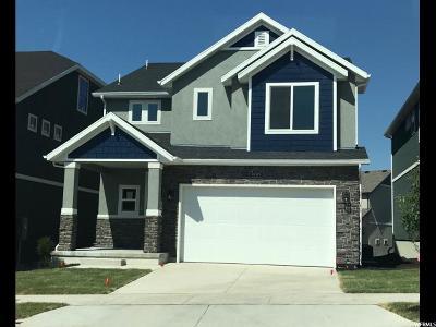 Herriman Single Family Home For Sale: 14379 S Abbey Bend Ln Ln W