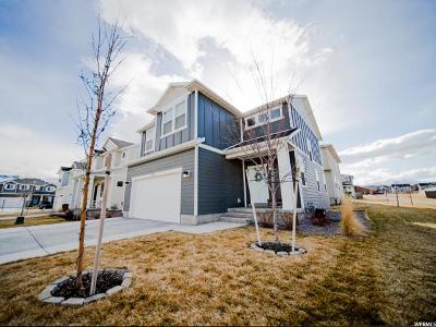 Eagle Mountain Single Family Home For Sale: 7769 Maverick Way N