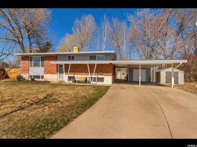Layton Single Family Home For Sale: 19 Payne Cir