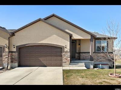 Utah County Single Family Home For Sale: 2525 N Sunset View Dr W