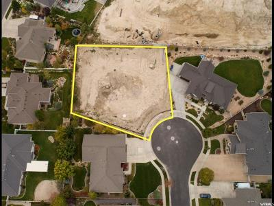 West Jordan Residential Lots & Land For Sale: 1061 W Alpine Ridge Cir S