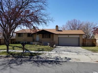 Sandy Single Family Home For Sale: 10900 S Shady Dell Dr E