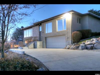Salt Lake City Single Family Home For Sale: 3785 E Astro Way