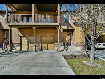 South Jordan Townhouse For Sale: 10958 S Maple Forest Way #47