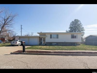 Layton Single Family Home For Sale: 164 E Emerald Dr N