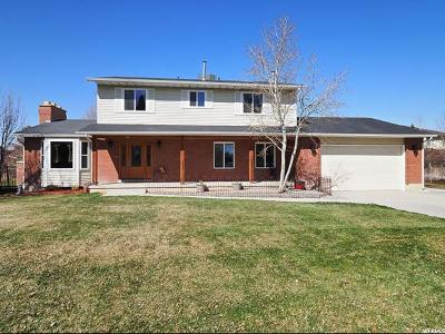 South Jordan Single Family Home For Sale: 1220 W Country Creek Dr.