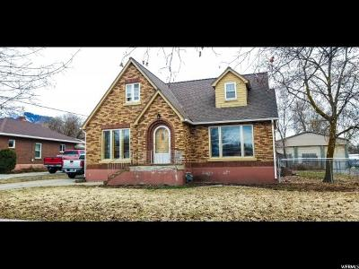 Providence Single Family Home Under Contract: 152 W Center