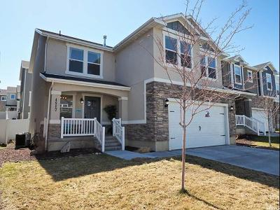 Herriman Single Family Home For Sale: 4917 W Yellow Topaz Dr #40