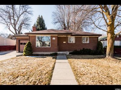 Logan UT Single Family Home For Sale: $235,500