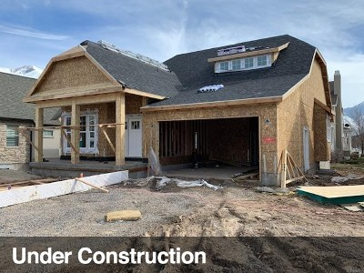Utah County Single Family Home For Sale: 1823 W River Birch Rd. S #W-12