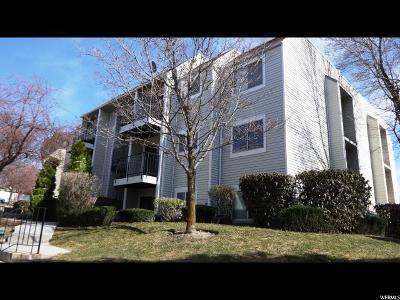 Salt Lake City Condo For Sale: 4646 S Quail Park Dr