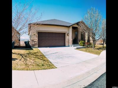 South Jordan Single Family Home For Sale: 11036 S Cadbury Dr W
