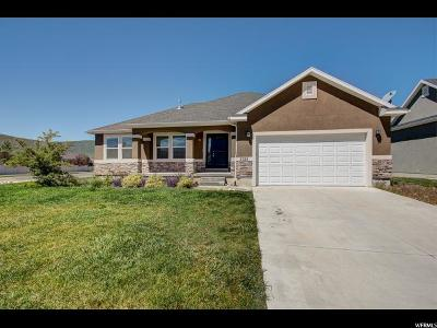 Heber City Single Family Home For Sale: 2390 S 330 E #135