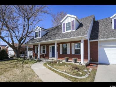Sandy Single Family Home For Sale: 1969 E Falconview Dr S