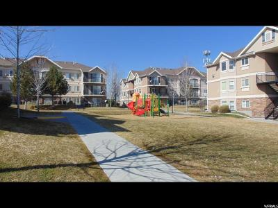 Salt Lake County Condo For Sale: 3842 S Clare Dr W #D3