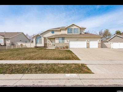 West Jordan UT Single Family Home For Sale: $489,900