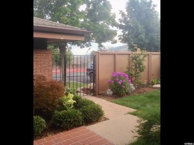 Bountiful Condo For Sale: 2173 S Ridgewood Way #36