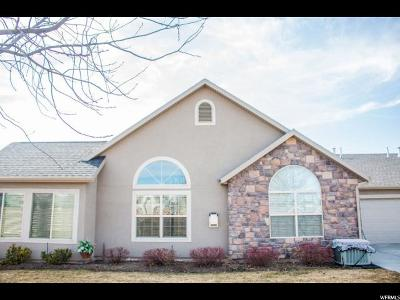 Utah County Townhouse For Sale: 1824 W 80 S