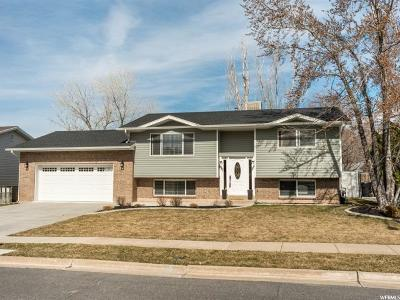 Weber County Single Family Home For Sale: 470 E 1800 N