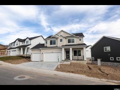 Utah County Single Family Home For Sale: 4818 N Arctic Fox Cir E #160