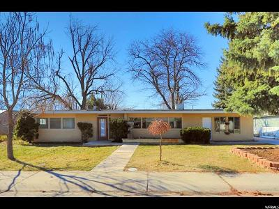 Utah County Single Family Home For Sale: 562 Aaron Ave