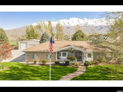 Single Family Home For Sale: 4978 W 11200 N