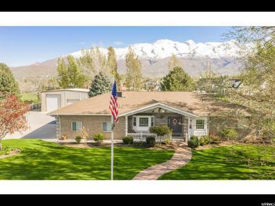 Utah County Single Family Home For Sale: 4978 W 11200 N