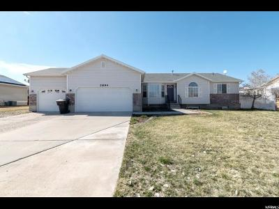 Salt Lake County Single Family Home For Sale: 2894 S Woodbrook Ln