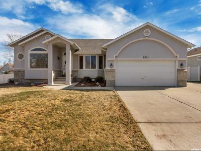 West Jordan Single Family Home For Sale: 8931 S 2240 W