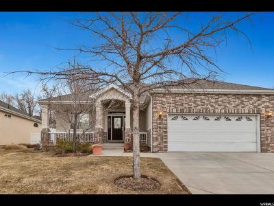 Salt Lake County Single Family Home For Sale: 1447 E Forge Res S