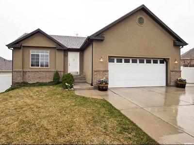 Utah County Single Family Home For Sale: 3171 N 1420 W