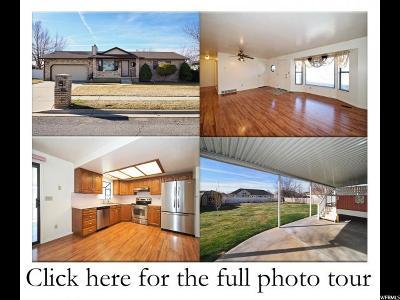 Davis County Single Family Home For Sale: 1819 W 2400 S