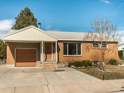 Weber County Single Family Home For Sale: 282 E 4650 S