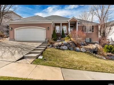 Salt Lake County Single Family Home For Sale: 13842 S Vestry Rd E