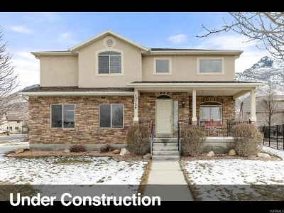 Single Family Home Under Contract: 10724 N Hayes Cir W