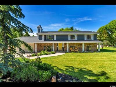 Salt Lake County Single Family Home For Sale: 1502 E 12375 S