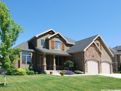 Layton Single Family Home For Sale: 1257 E St Joseph St N